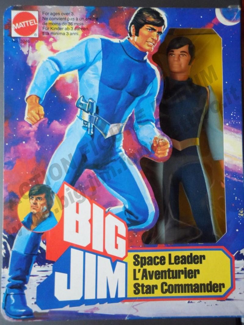 BIG JIM - SPACE LEADER  No. 3246 Space12