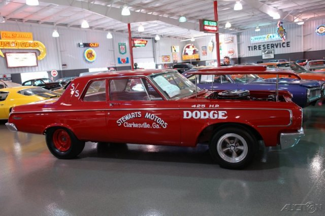 Sixties drag car, Street drag & super stocker 0111