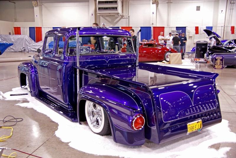 Ford Pick Up 1953 - 1956 custom & mild custom 01220911