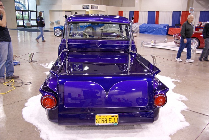Ford Pick Up 1953 - 1956 custom & mild custom 01220912