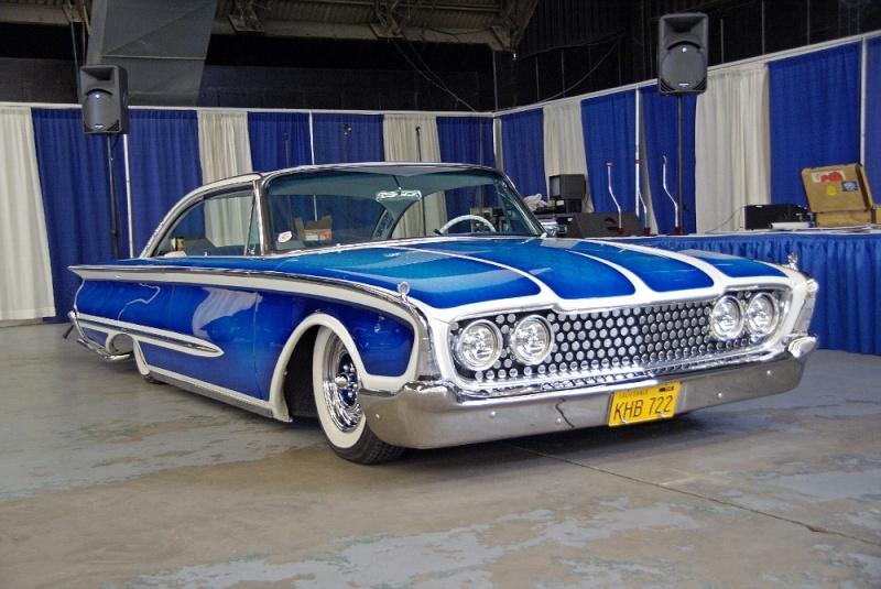 Ford 1960 custom & mild custom 01220921