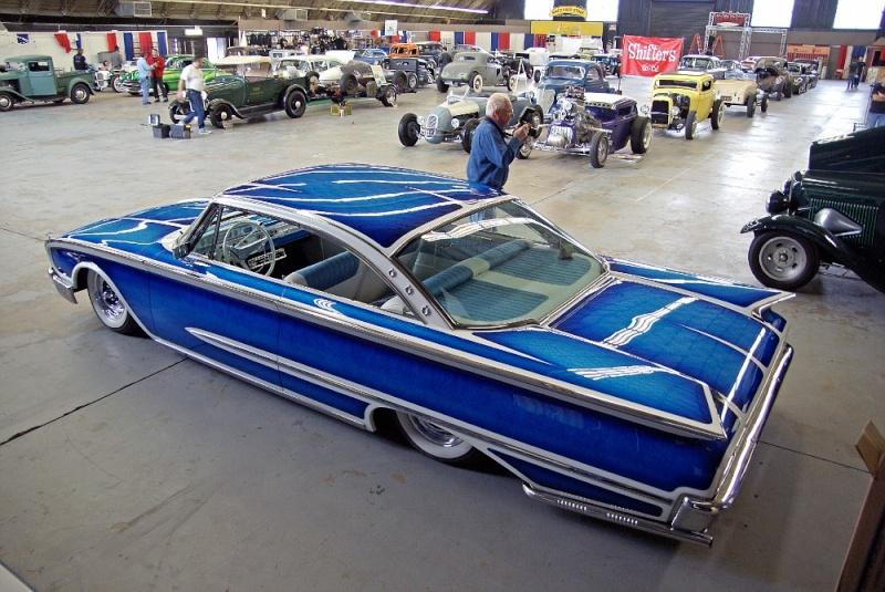 Ford 1960 custom & mild custom 01220923
