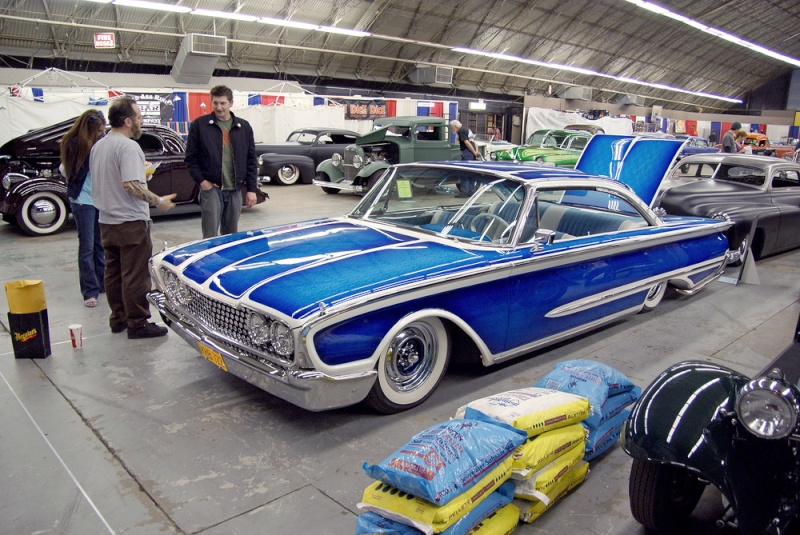 Ford 1960 custom & mild custom 01220924