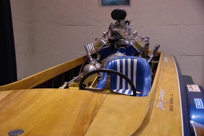 Bateaux vintages, customs & dragsters, Drag & custom boat  01281030