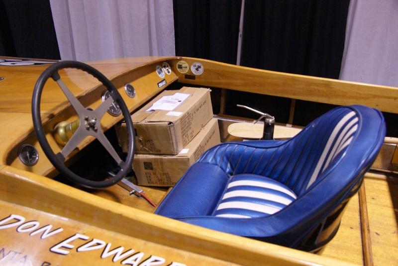 Bateaux vintages, customs & dragsters, Drag & custom boat  01281031