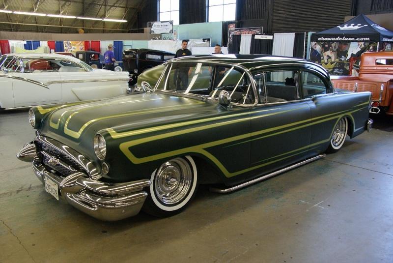 Buick 1955 - 57 custom & mild custom 01281039