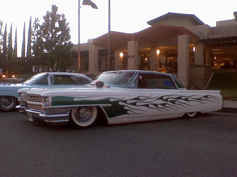 Cadillac 1961 - 1968 Custom & mild custom 07230010