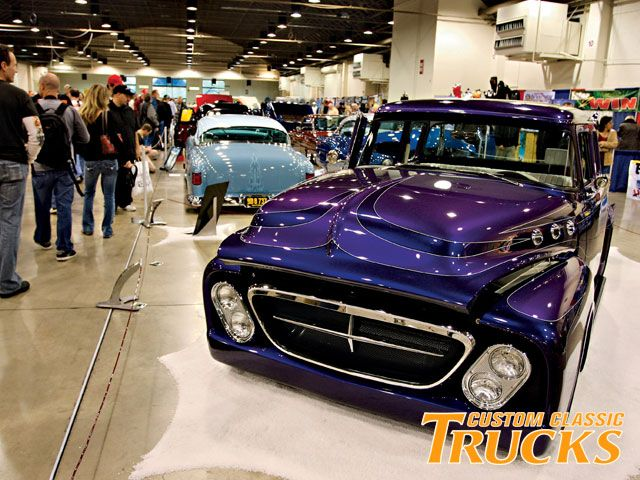 Ford Pick Up 1953 - 1956 custom & mild custom 0904cc10