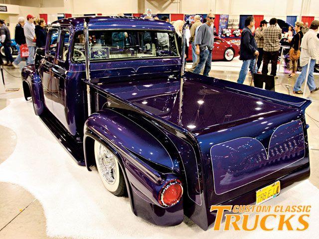 Ford Pick Up 1953 - 1956 custom & mild custom 0904cc11