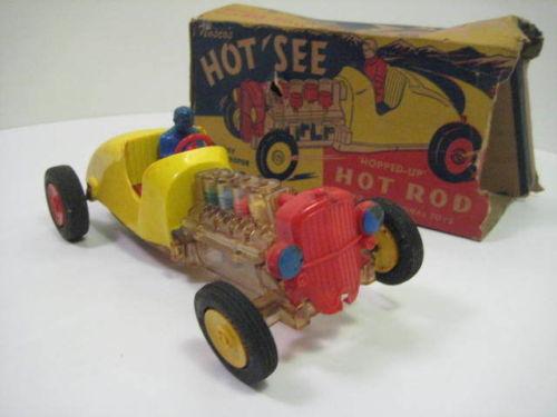 Nosco 'hot see 'hopped up' hot rod educational toys 10