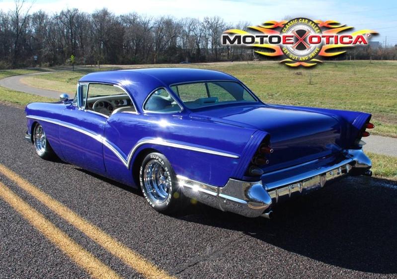 Buick 1955 - 57 custom & mild custom 1012