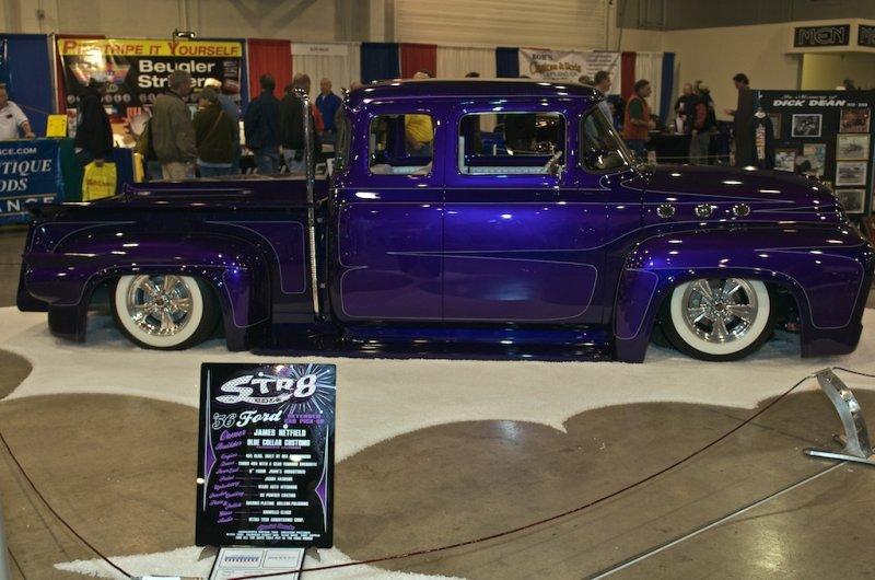 Ford Pick Up 1953 - 1956 custom & mild custom 10846910