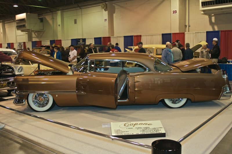 Cadillac 1954 -  1956 custom & mild custom 10846912