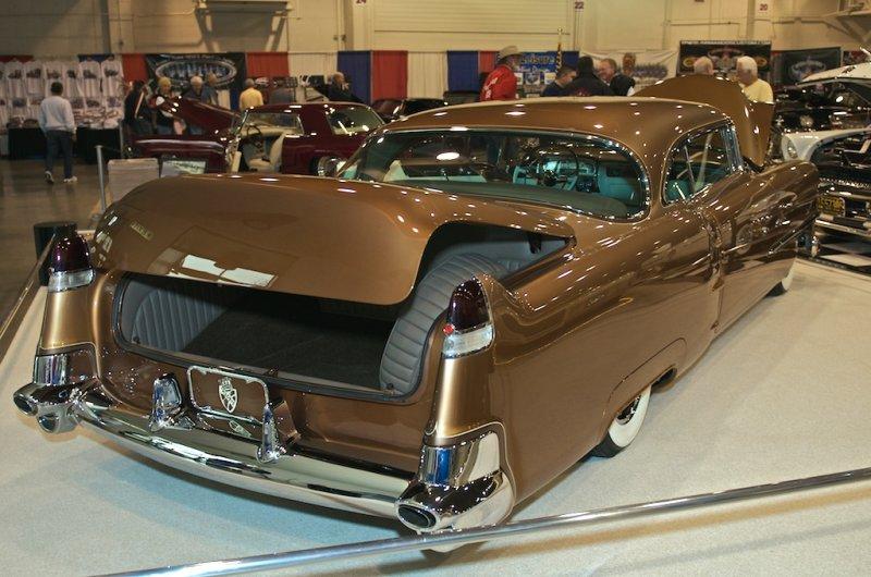 Cadillac 1954 -  1956 custom & mild custom 10846913