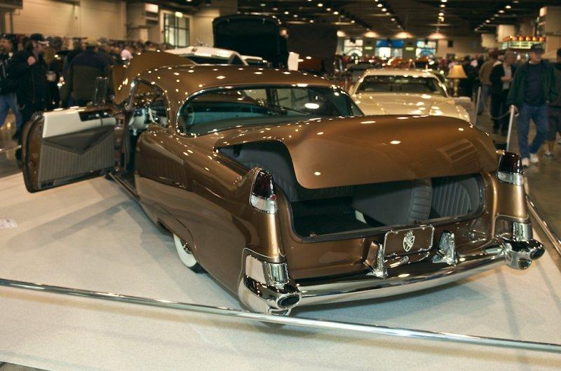 Cadillac 1954 -  1956 custom & mild custom 10852312