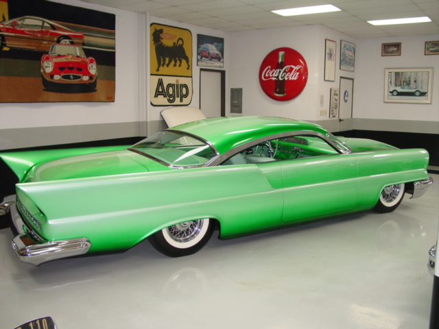 Lincoln 1956 - 1957 custom & mild custom 10_15010