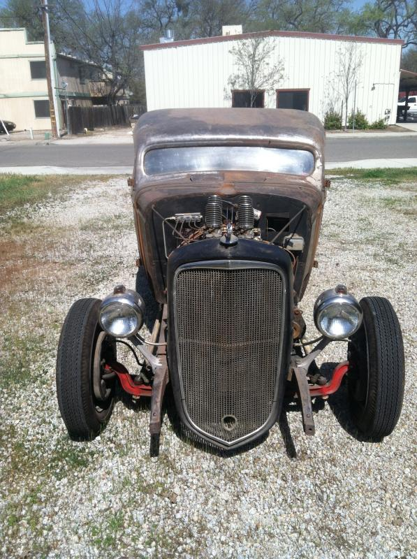 1930's Chevy hot rod 116310