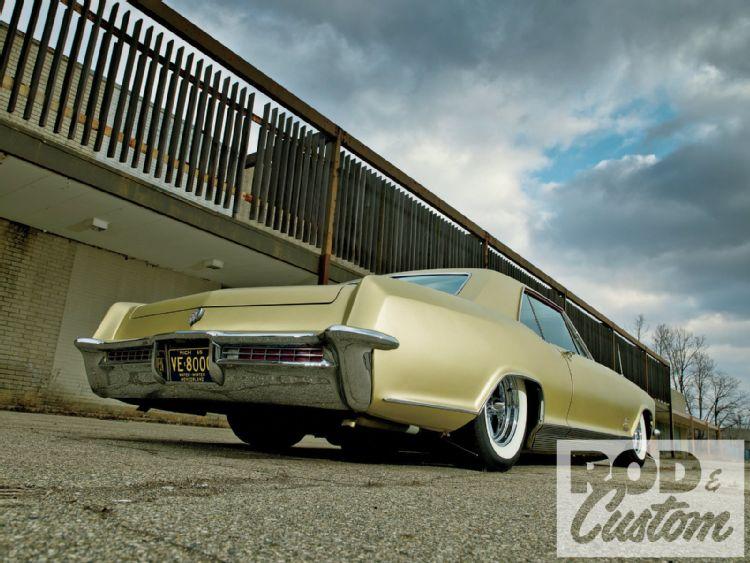 Buick Riviera 1963 - 1965 custom & mild custom 1208rc14