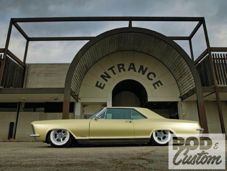 Buick Riviera 1963 - 1965 custom & mild custom 1208rc16