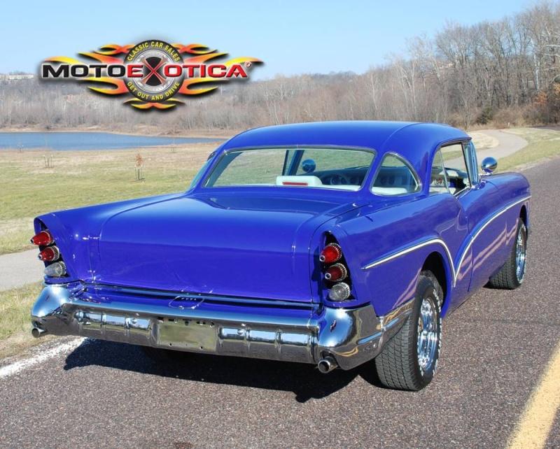 Buick 1955 - 57 custom & mild custom 1213