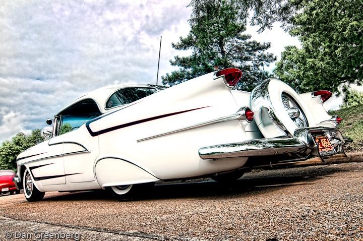 Oldsmobile 1955 - 1956 - 1957 custom & mild custom 12726910