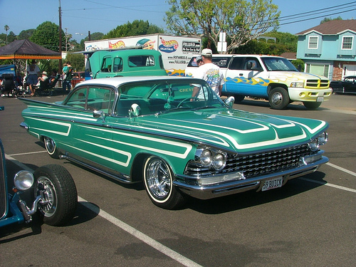 Buick 1959 - 1960 custom & mild custom 13493811