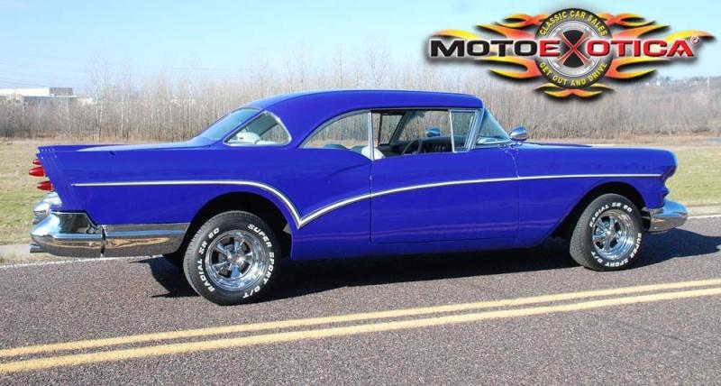 Buick 1955 - 57 custom & mild custom 1412