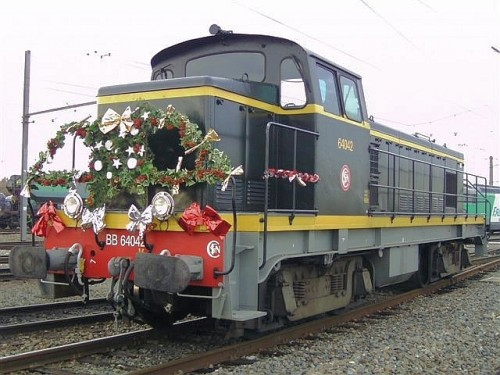 Locomotives et trains vintages 14726210