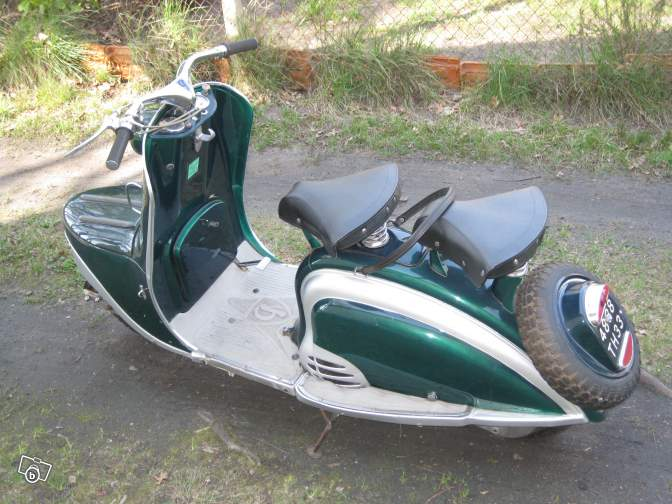Scooter des 1950's & 1960's 14731910