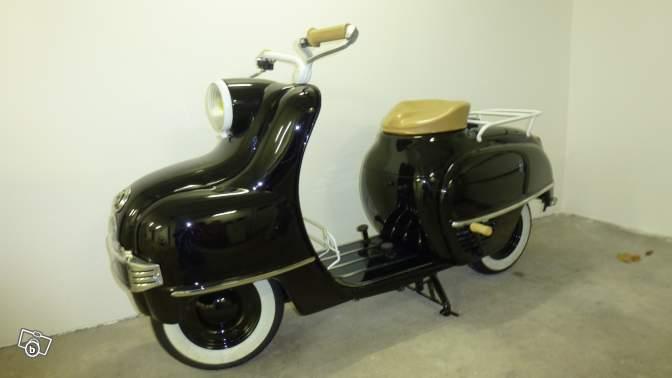 Scooter des 1950's & 1960's 15032010