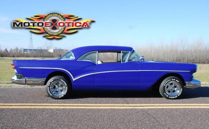 Buick 1955 - 57 custom & mild custom 1512