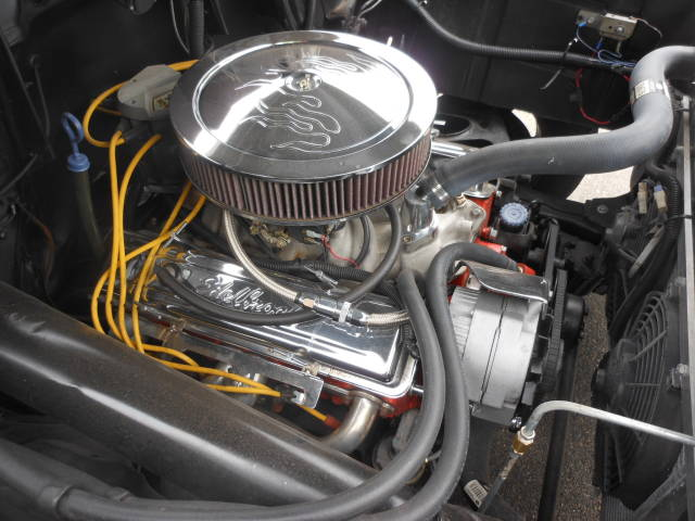 1950's Chevrolet street machine 15171-12