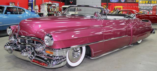 Cadillac 1948 - 1953 custom & mild custom 16205612
