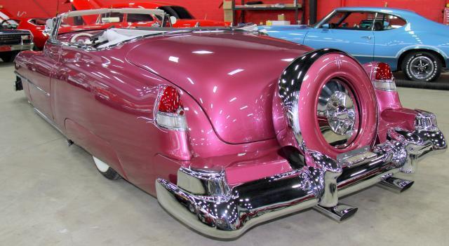 Cadillac 1948 - 1953 custom & mild custom 16205617