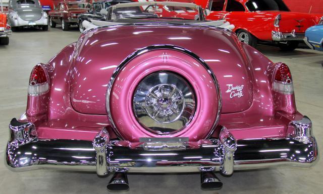 Cadillac 1948 - 1953 custom & mild custom 16205618