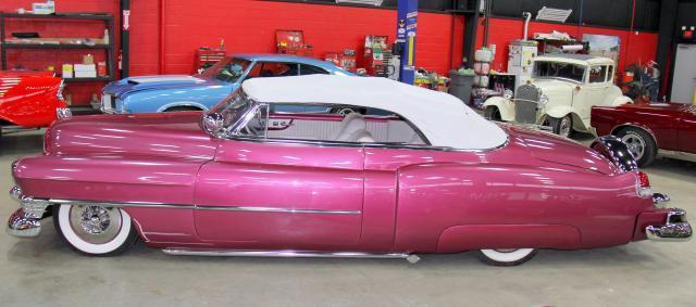 Cadillac 1948 - 1953 custom & mild custom 16205630