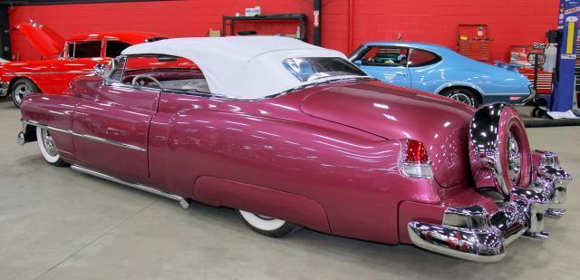 Cadillac 1948 - 1953 custom & mild custom 16205631