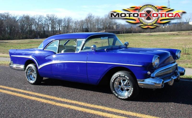 Buick 1955 - 57 custom & mild custom 1712