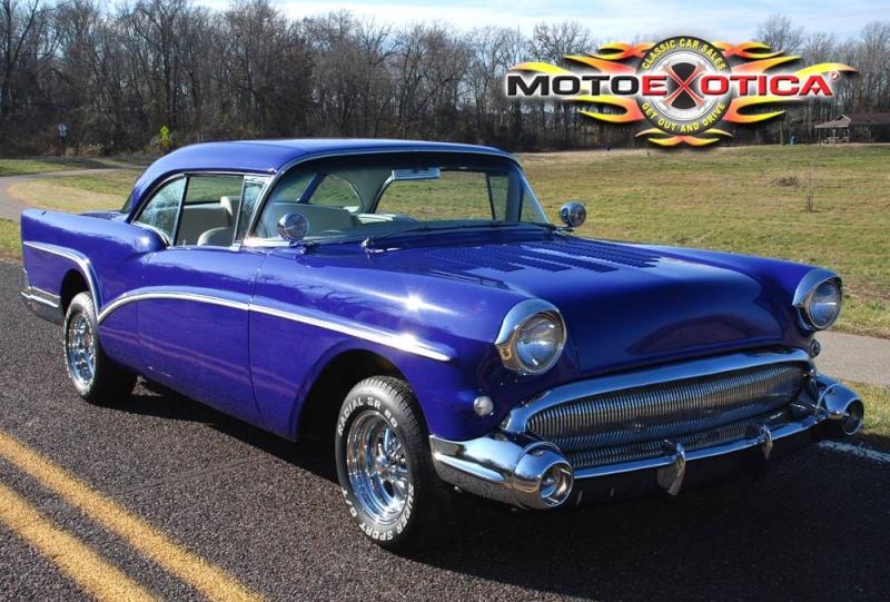 Buick 1955 - 57 custom & mild custom 1813