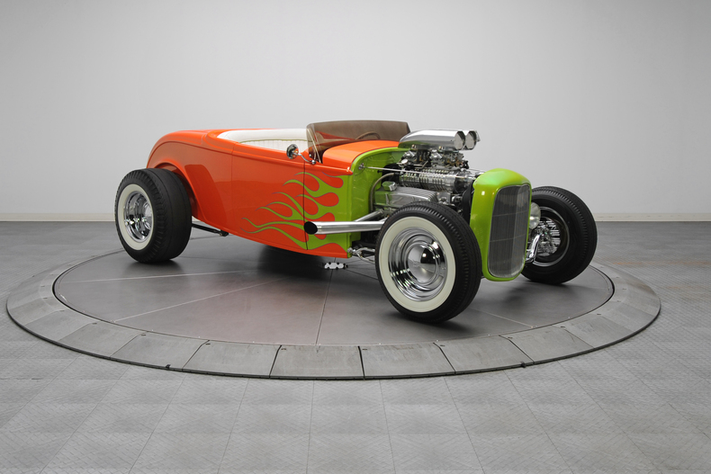 1932 Ford hot rod - Page 2 18789010