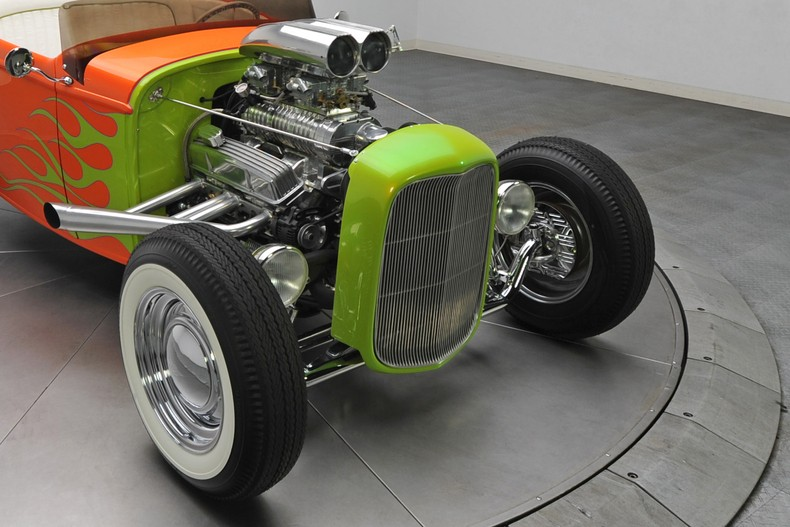 1932 Ford hot rod - Page 2 18789710