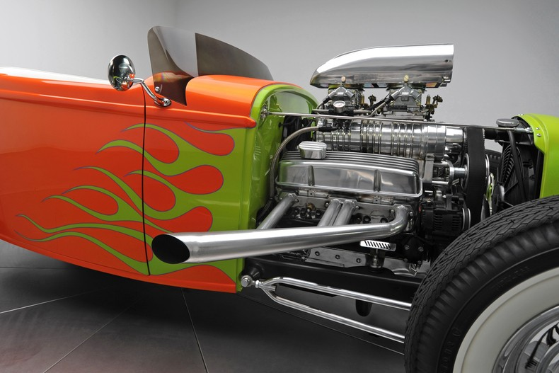 1932 Ford hot rod - Page 2 18789810