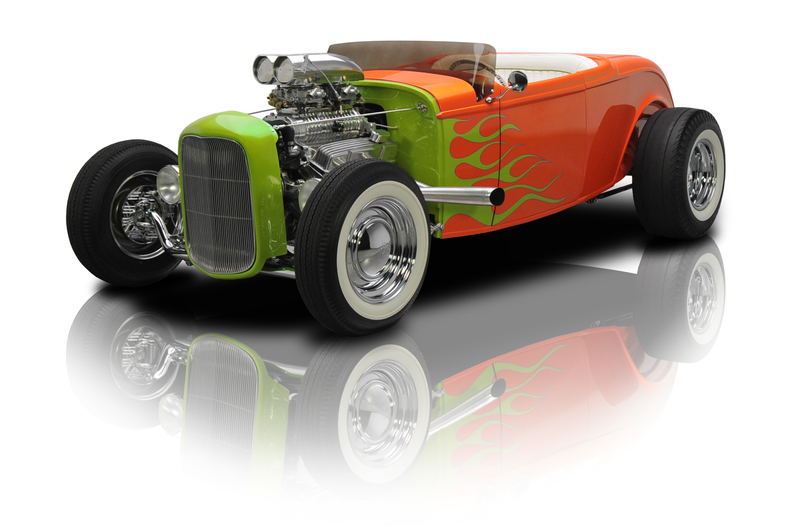 1932 Ford hot rod - Page 2 18795410