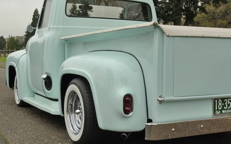 Ford Pick Up 1953 - 1956 custom & mild custom 1954-r10