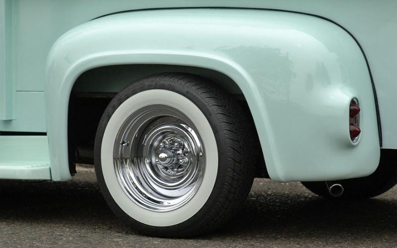 Ford Pick Up 1953 - 1956 custom & mild custom 1954-r13