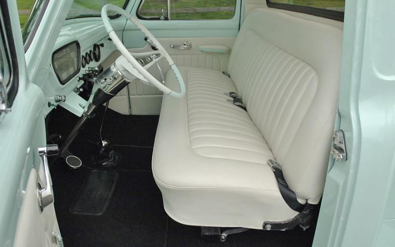 Ford Pick Up 1953 - 1956 custom & mild custom 1954-r18