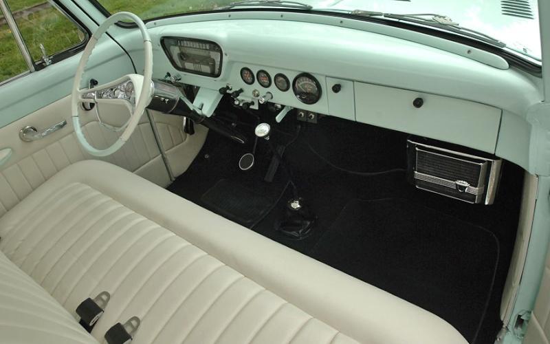 Ford Pick Up 1953 - 1956 custom & mild custom 1954-r19