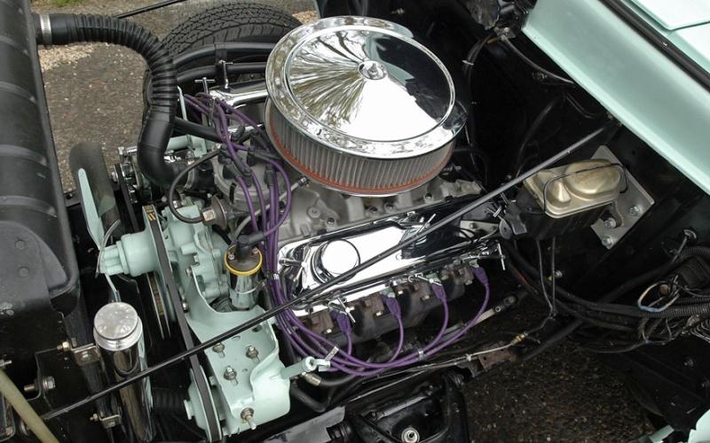 Ford Pick Up 1953 - 1956 custom & mild custom 1954-r20