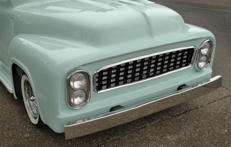 Ford Pick Up 1953 - 1956 custom & mild custom 1954-r27