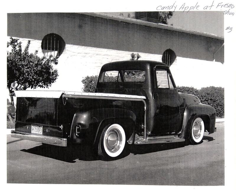 Ford Pick Up 1953 - 1956 custom & mild custom 1954-r28